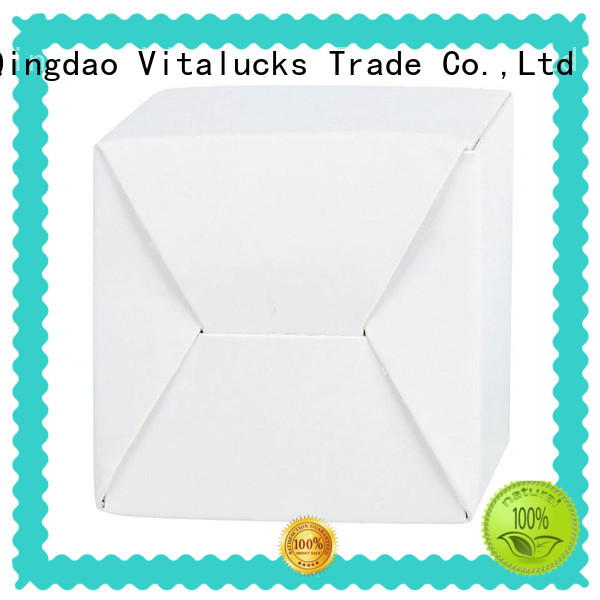 Vitalucks corrugated gift box packaging wholesale hot-sale free sample