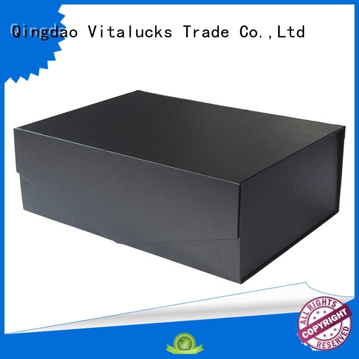 Vitalucks gift box packaging wholesale environmentally-friendly for wholesale