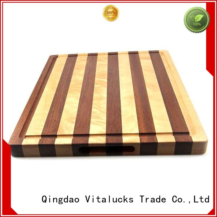 large wood cutting board for wholesale Vitalucks