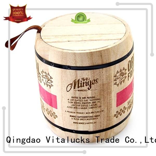 wooden wine box for pakaging Vitalucks