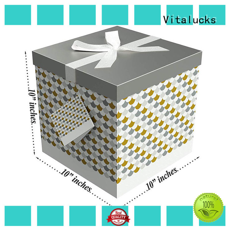 durable paper packaging box practical manufacturing