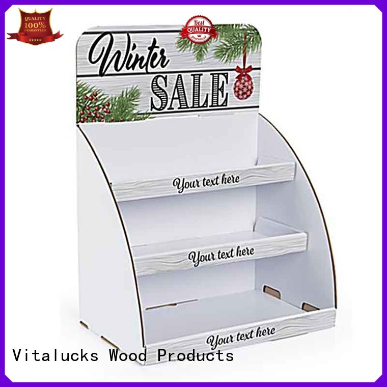 custom made packaging boxes for wholesale Vitalucks