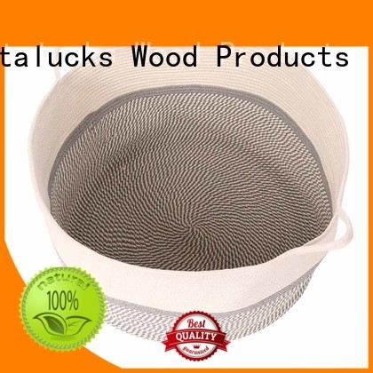 large wicker basket with lid universal at discount