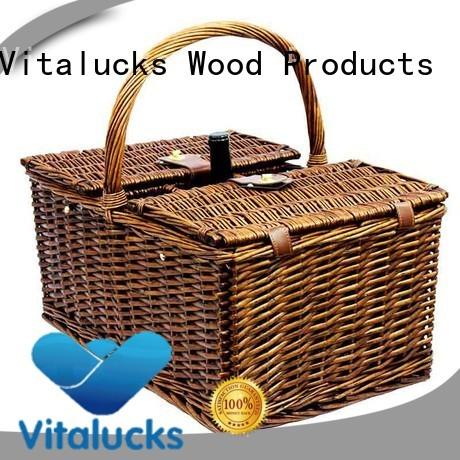 Vitalucks advanced wholesale basket latest customization