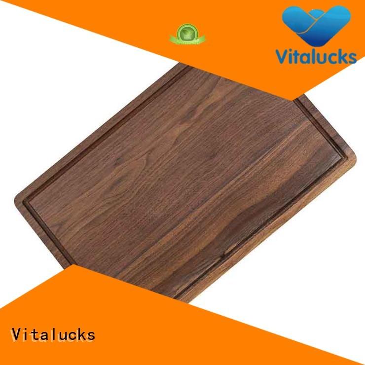 Vitalucks oem&odm bamboo cutting board custom wholesale