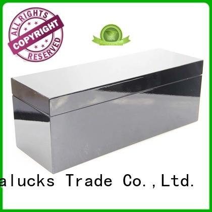 Vitalucks wooden wine box oem&odm bulk supply