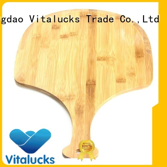 Vitalucks core bamboo cutting board custom for wholesale