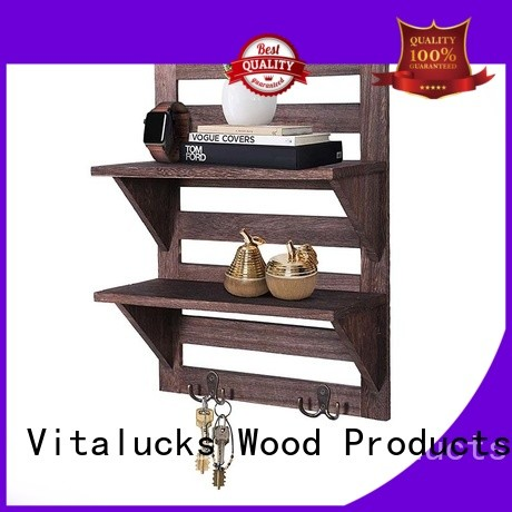 hot-sale floating wood shelves advanced equipment