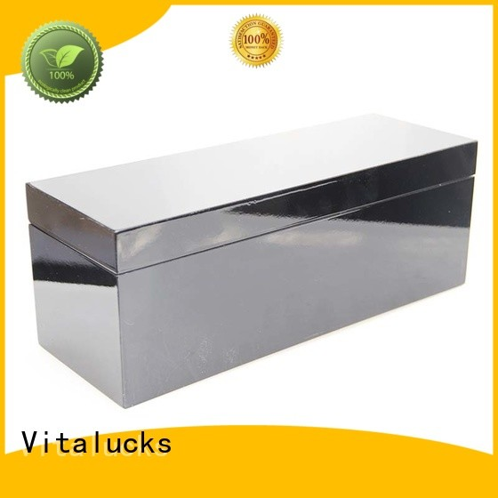 unfinished wooden box with lid OEM&ODM fast delivery