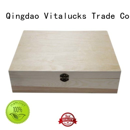 plain wooden box at discount
