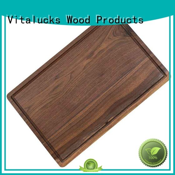 Vitalucks timely and efficient delivery wooden cutting board commercial wholesale