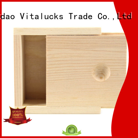 unique design wooden wine box fast delivery