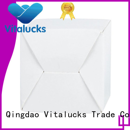 Vitalucks wholesale custom cardboard boxes practical manufacturing