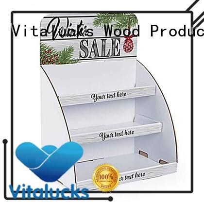 Vitalucks recycled custom packaging boxes free sample