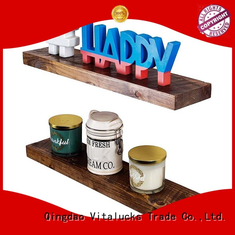 hot-sale wooden wall shelves great technical ability competitive price