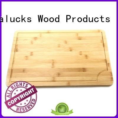 Vitalucks bamboo chopping board commercial for chopping meat