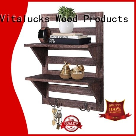 hot-sale wooden wall shelves professional for wholesale