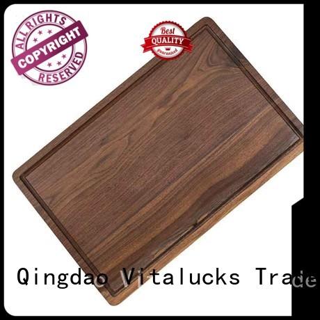 core bamboo cutting board stain-resistant work of art Vitalucks