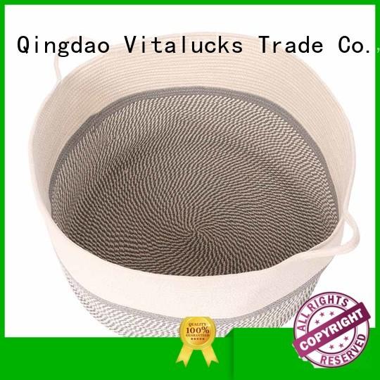 woven storage baskets popular free -sample Vitalucks