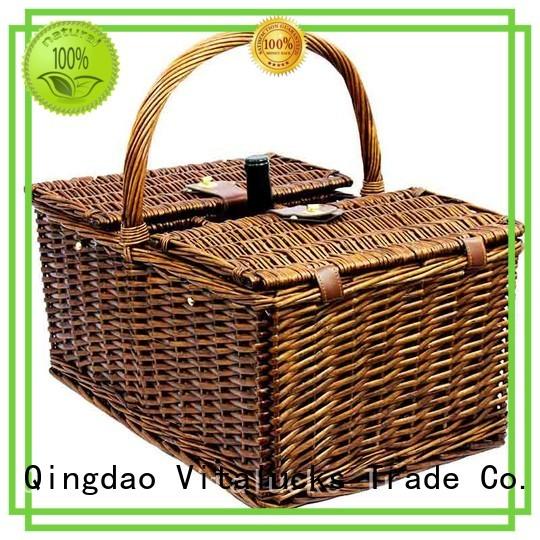 Vitalucks solid woven storage cubes popular free -sample
