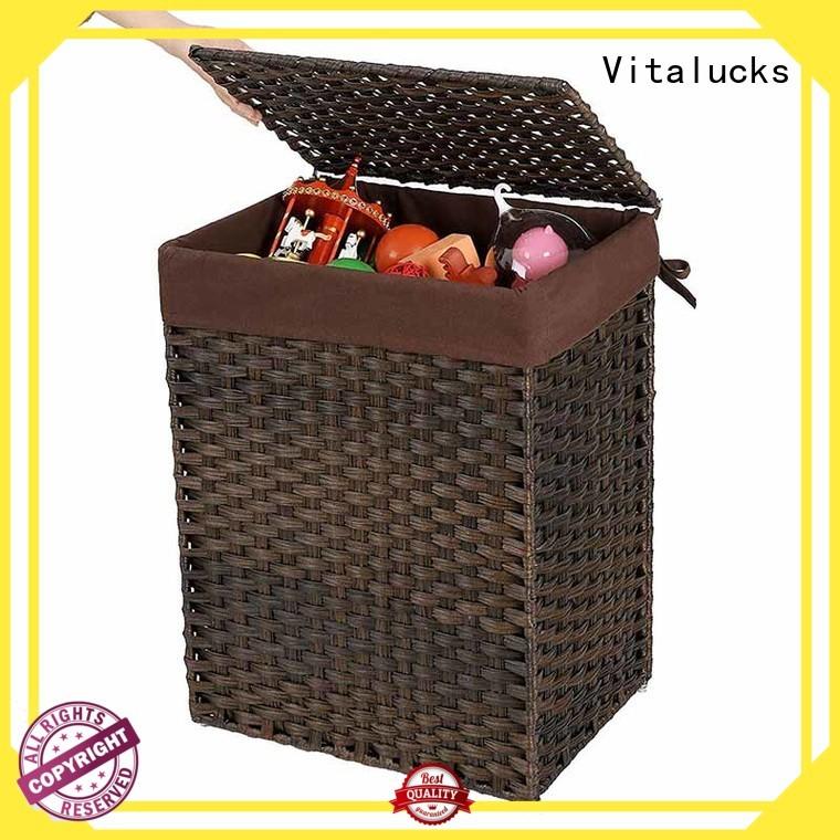 stackable wicker baskets free -sample Vitalucks