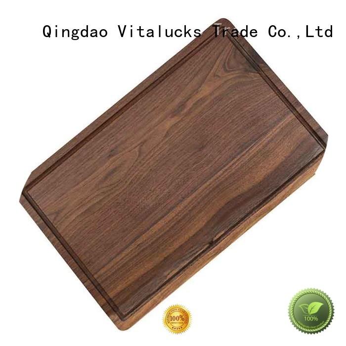 Vitalucks large wooden chopping boards custom for wholesale