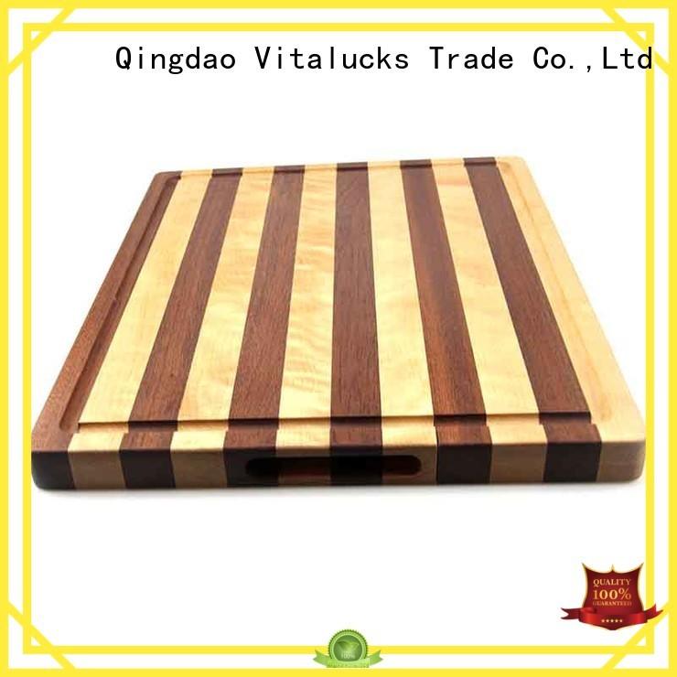 Vitalucks hot-sale wood cutting board set for wholesale