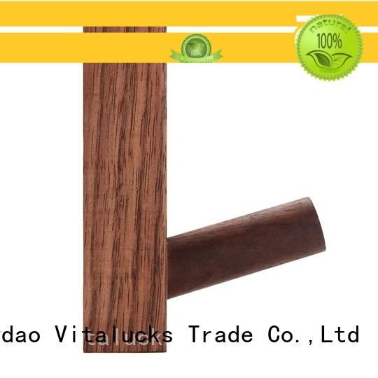 rustic floating shelves fast delivery logo engraved Vitalucks