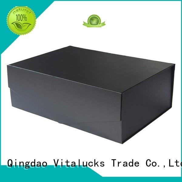 Vitalucks corrugated cardboard box gift packaging gift packaging