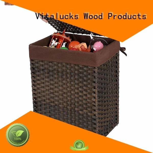 Vitalucks high quality material wholesale baskets oem&odm