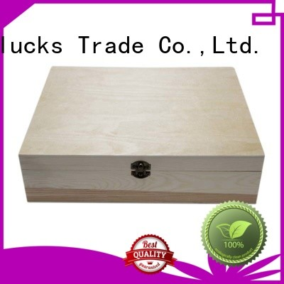 Vitalucks personalised wooden box wholesale supply