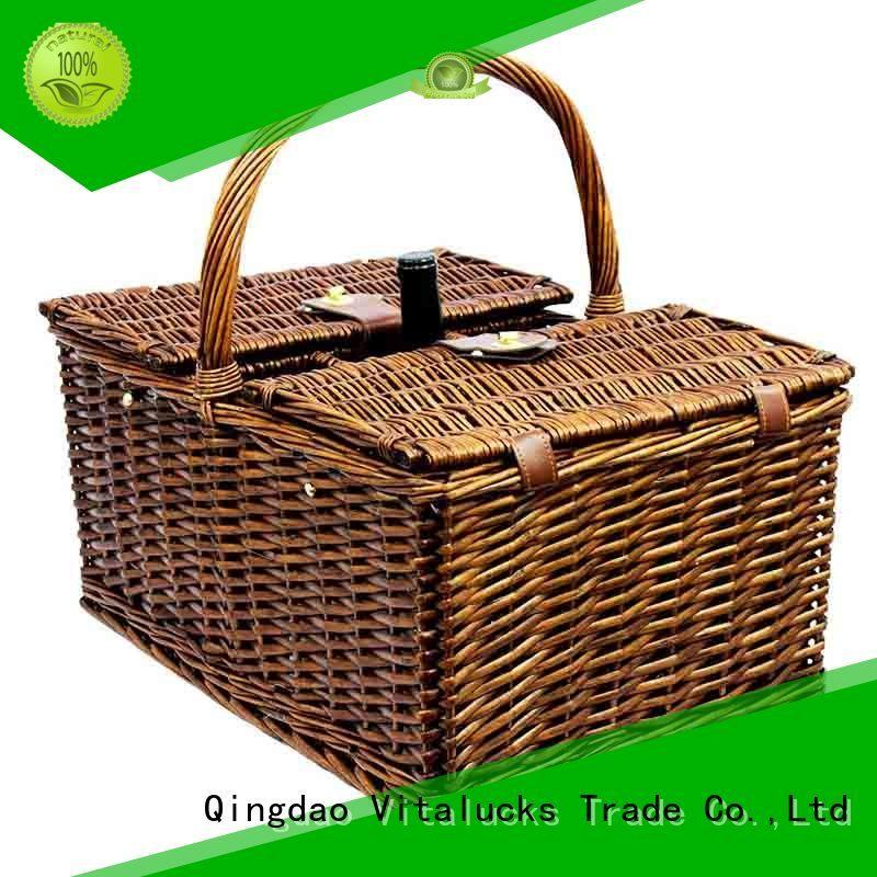 Vitalucks durable clothing basket storage oem&odm free -sample