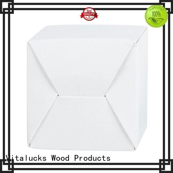 Vitalucks durable paper bag packaging modern production