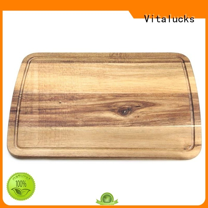 Vitalucks hot-sale bamboo cutting board set best factory price