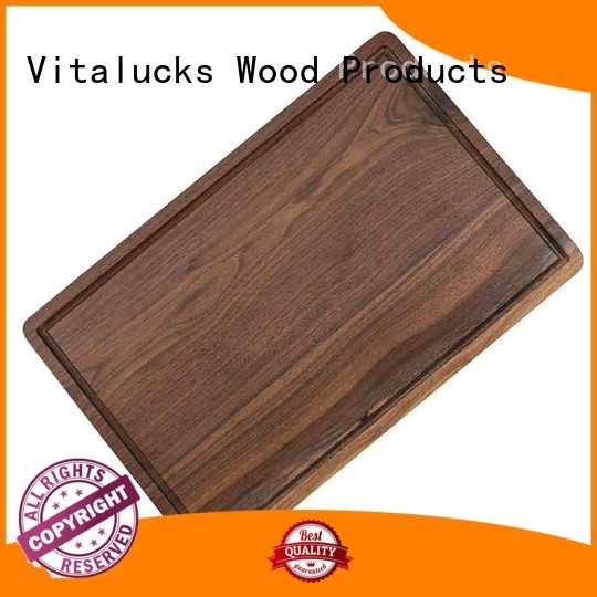 Vitalucks timely and efficient delivery large wood cutting board custom for kitchen