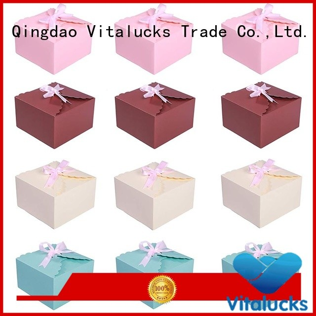 Vitalucks bulk supply custom cardboard boxes best factory price production