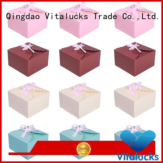 Vitalucks bulk supply custom cardboard boxes best factory price production