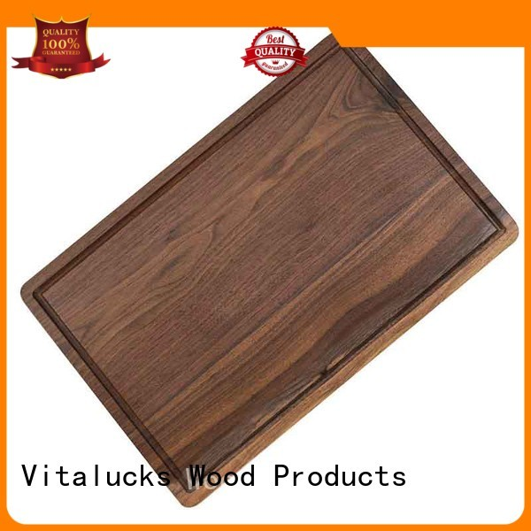 solid wood chopping board work of art Vitalucks