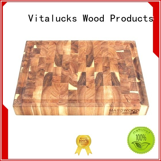 Vitalucks wood cutting boards for wholesale