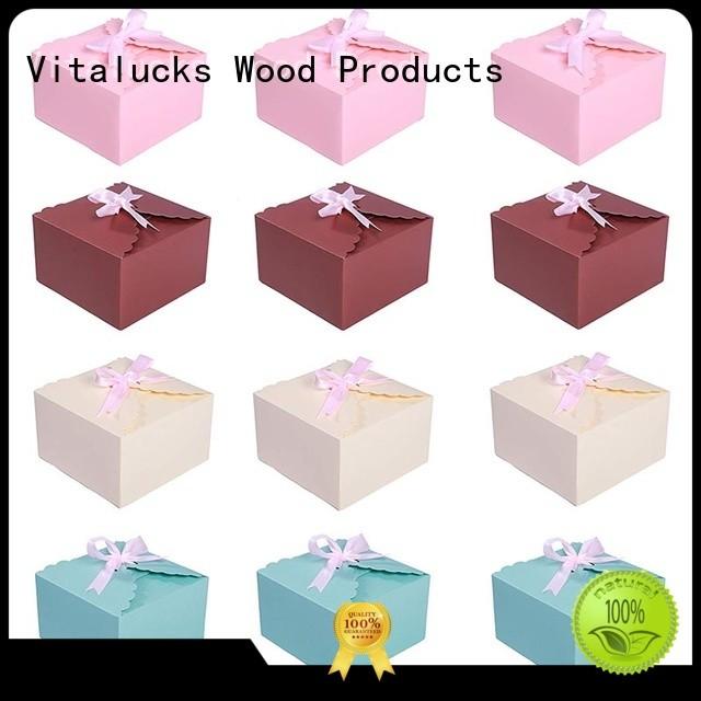 Vitalucks cardboard display boxes hot-sale magnetic closure