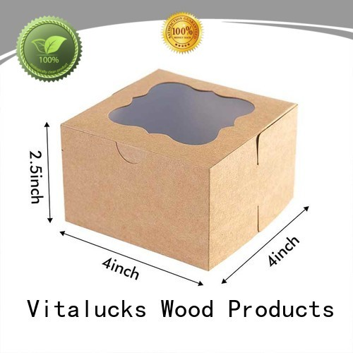Vitalucks wholesale bulk gift boxes manufacturing