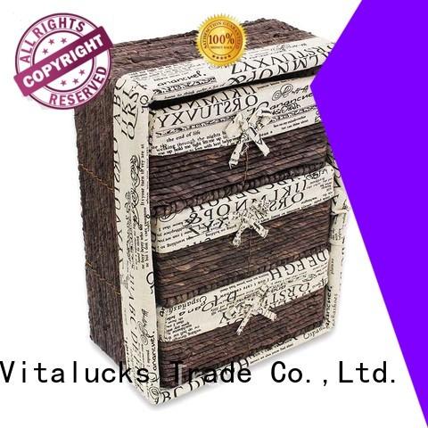 Vitalucks soft storage baskets pratical top brand