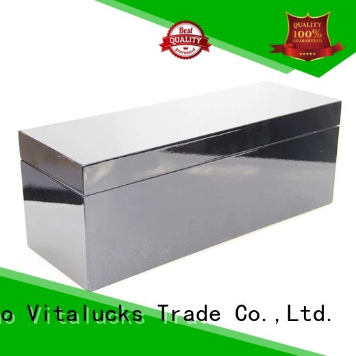 Vitalucks professional wooden wine boxes wholesale oem&odm bulk supply