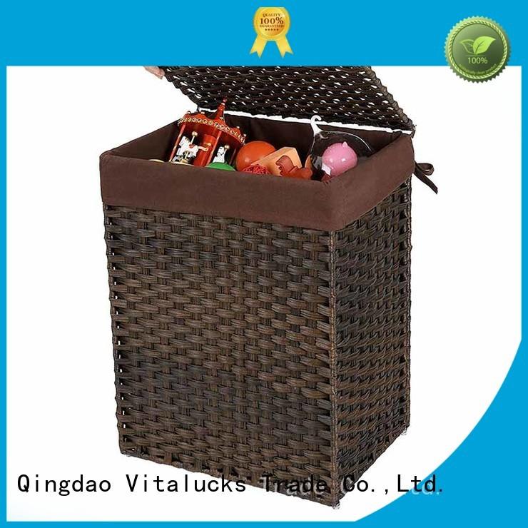 Vitalucks pp basket wholesale oem&odm