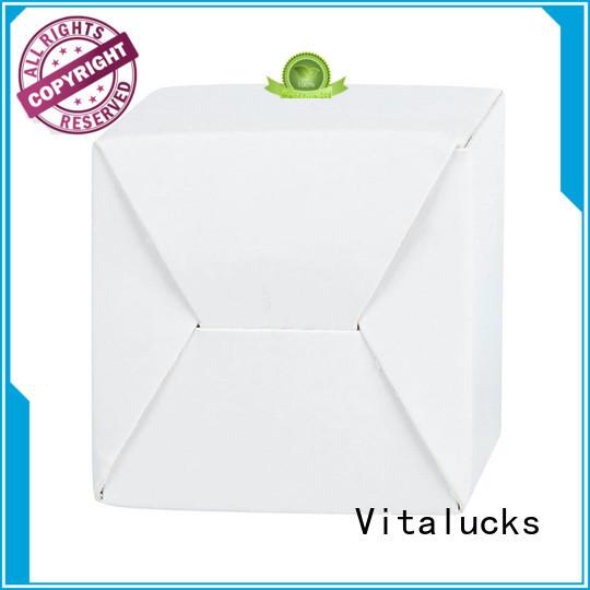 Vitalucks paper bag packaging modern manufacturing