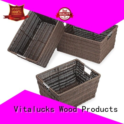 Vitalucks high quality material pp basket wholesale oem&odm