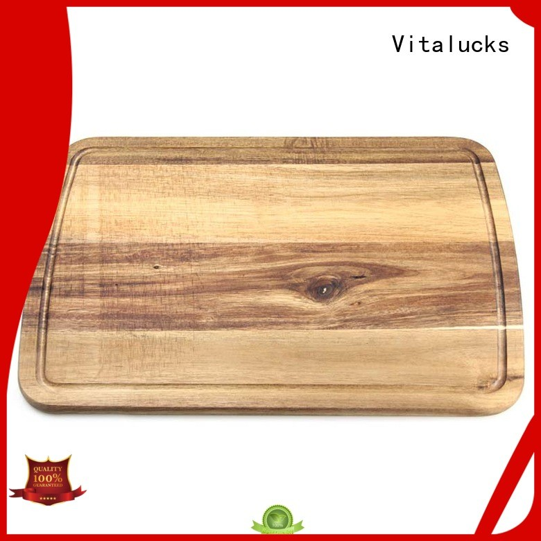 Vitalucks wood cutting board set custom best factory price