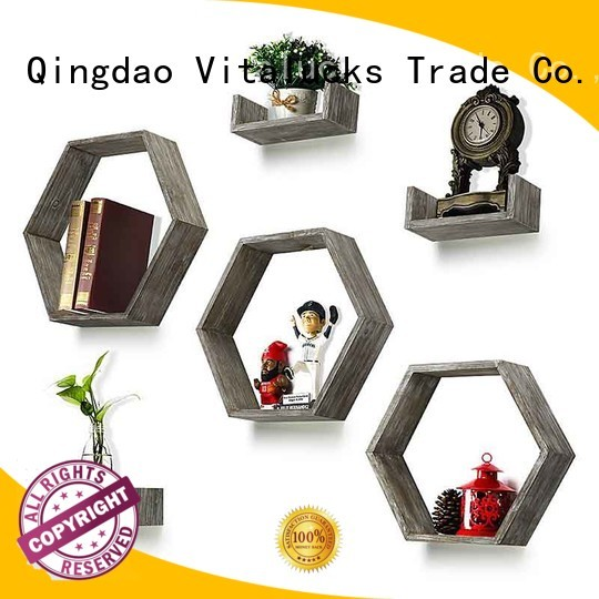decorative wall shelving units Vitalucks