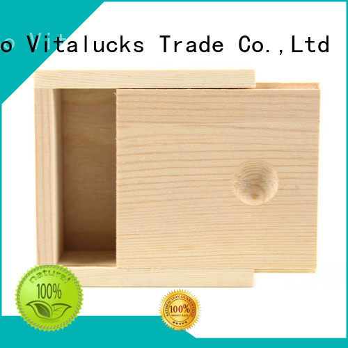 unique design wooden box packaging at discount
