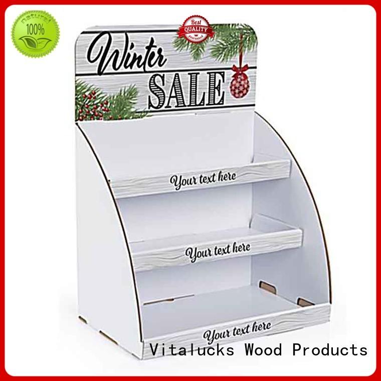 reusable custom packaging boxes hot-sale free sample Vitalucks